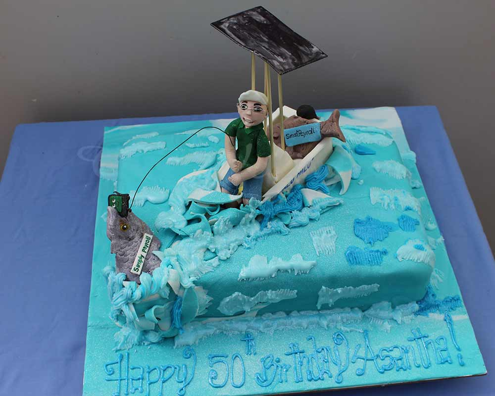 Astounding 50Th Birthday Cake For Her Him Design Ideas From Cake Wellington Funny Birthday Cards Online Inifodamsfinfo