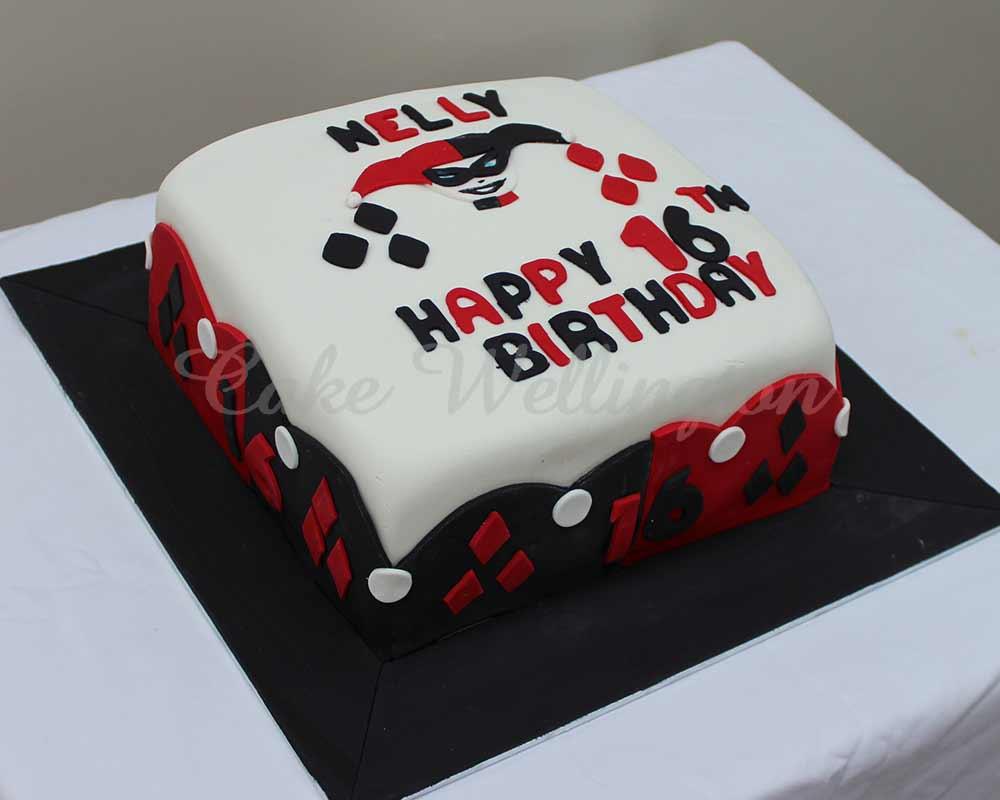 Marvelous Teens Birthday Cakes From Cake Wellington From Cake Shop Funny Birthday Cards Online Elaedamsfinfo