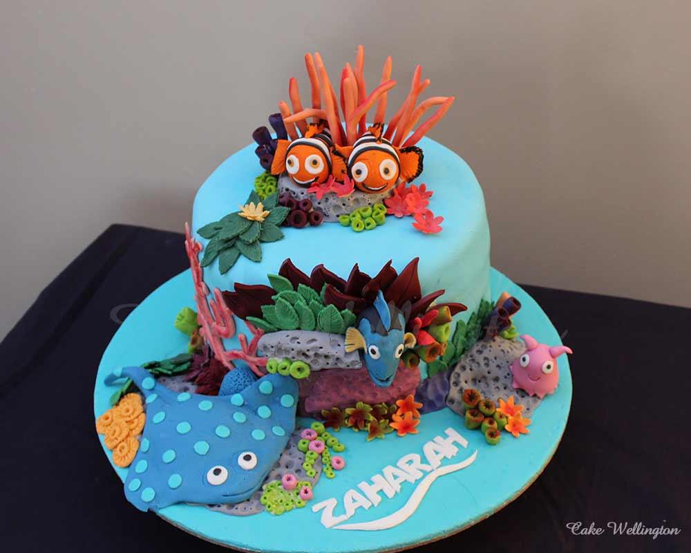 Swell 19Th Birthday Cake Cake Wellington Funny Birthday Cards Online Elaedamsfinfo