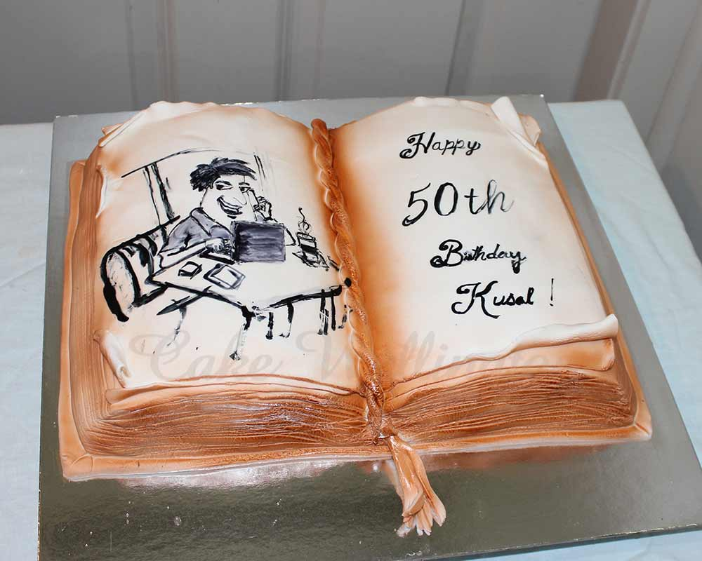 Amazing 50Th Birthday Cake For Men Women Design Ideas From Cake Wellington Personalised Birthday Cards Veneteletsinfo