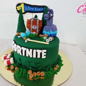 cake for him from Cake Wellington