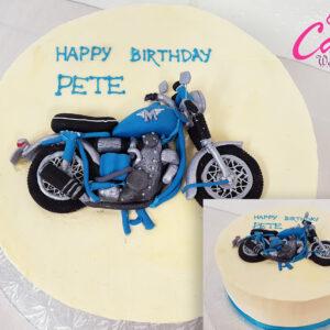Cake Wellington cake for him