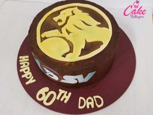 Special Age Birthday Cakes