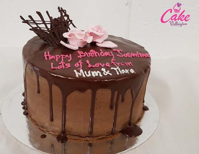 Fantastic Chocolate Cake 42 Cake Wellington Funny Birthday Cards Online Fluifree Goldxyz