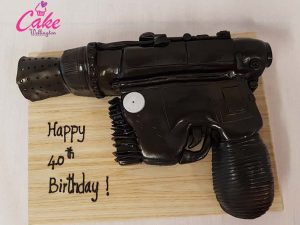 40 Birthday Cake Wellington
