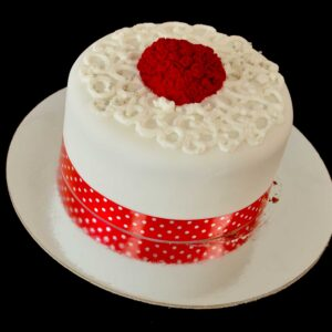 Valentine Cake from Cake Wellington