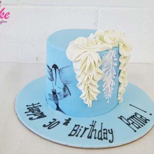 Cake for him Cake Wellington