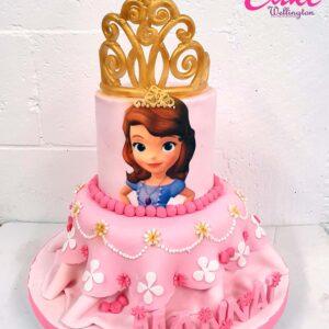 Girls Birthday Cake from Cake Wellington