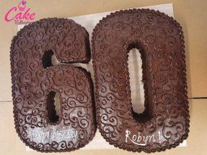 Cake_wellington_60 Birthday Cake