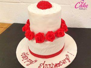 Cake Wellington Anniversary Cake