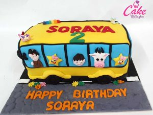 Pre School Birthday Cakes
