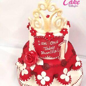 1st Year Birthday Cake – 36