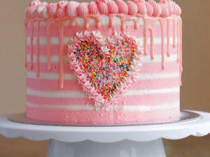 Stripe Cakes